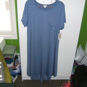 BNWT XL Lularoe Carly Dress